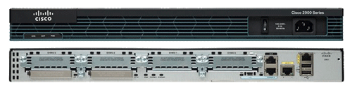 2900 Series Routers : CISCO2901-16TS/K9